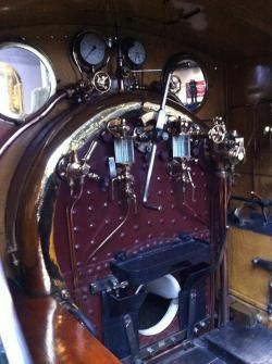 Steam Engine Control