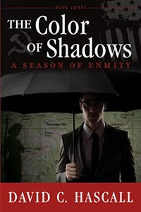 The Color of Shadows Book Cover